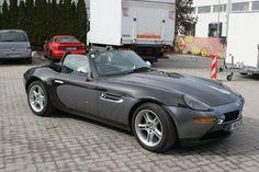 BMW Z8 - Auto-Vollfolierung mit Schwarz metallic und Anthrazit metallic Bmw Z1, Top Cars, Manual Transmission, Rolls Royce, Big Boys, Concept Cars, Trains, Muscle, Passion