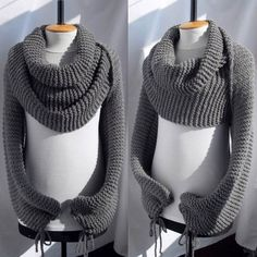 DIY Ideas: Recycling Old Sweaters | Fashion Fantasy - Photography, News and Models
