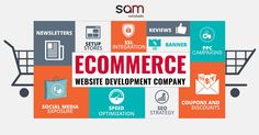 SAM Web Studio is leading #Ecommerce #WebsiteDevelopment Company in Delhi. If you are searching for affordable #Ecommerce #WebSolutions in India, then you should feel free to contact us. We provide you web solutions based on your requirement & budget.
