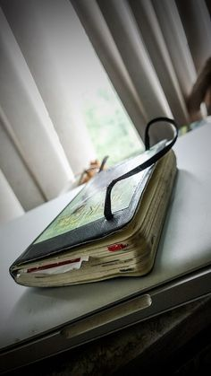 25th Creativity Challenge: How has your diary made it through 2014? - tank