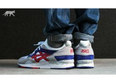Asics Gel-Lyte V (WHITE / FAIRY RED)