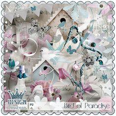 Bird of Paradise Kit (PU) by Princess