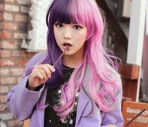 cute pastel hair - Google Search