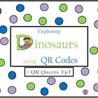 If your students love to learn about dinosaurs then   check out our QR Codes to explore the world of dinosaurs! Just scan the QR Codes on the task c...