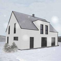 Dorn Bau AG: Haus Schneezauber