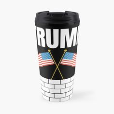 TRUMP 2020 election - Get yourself a funny custom desing from RIVEofficial Redbubble shop : )) .... tags: #president   #usa #donaldtrump  #funny #trump #buildawall #wall #humour #republican  #democrat #election #trump #2020 #findyourthing #shirtsonline #trends #riveofficial #favouriteshirts #art #style #design #nature #shopping #insidecollection #redbubble #digitalart #design #fashion #phonecases #access #customproducts #onlineshopping #accessories #shoponline #onlinestore #shoppingonline Build A Wall, Sell Your Art, Travel Mug, Happy Shopping, It Works, Custom Design, Finding Yourself, Trends, Group
