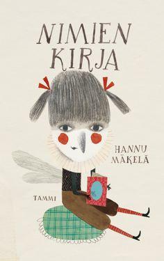 carnetimaginaire: Marika Maijala, Nimien Kirja (Tammi Books, Finland)