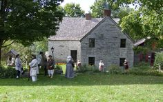 Fort Klock is located in one of New York's historic areas.