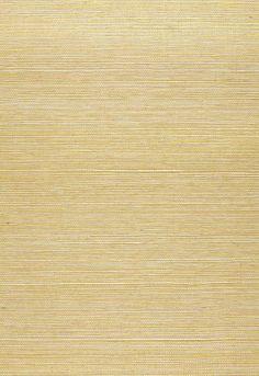 Suwon Sisal Gold - Wallpaper