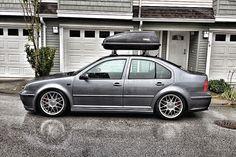 VW GLI Mk4 bora #Volkswagen #Thule tono santiago vizarraga Excursion