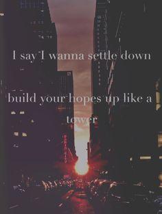 Troye sivan  Lost boy. Idk why, but I love these lyrics.