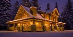 Do you have dreams to build your cabin in the woods? Or just a home built out of logs? Check out thi ...