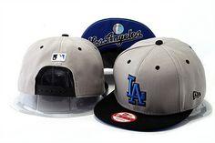 MLB Snapback Hats New Era 9Fifty Los Angeles Dodgers Snapback Hats Gray  139! Only  8.90 5a463eddb362
