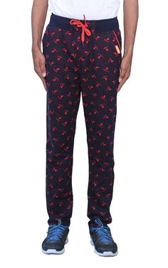 Romano Men's Trendy  Sporty Look Multi-Coloured Fleece Track Pant *** This is an Amazon Affiliate link. Read more at the image link.