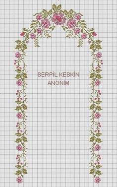 Seccade Modelleri - - What certainly is the IT crafts Beaded Embroidery, Cross Stitch Embroidery, Hand Embroidery, Cross Stitch Patterns, Embroidery Designs, Cross Stitch Boards, Cross Stitch Rose, Cross Stitch Flowers, Seed Bead Flowers