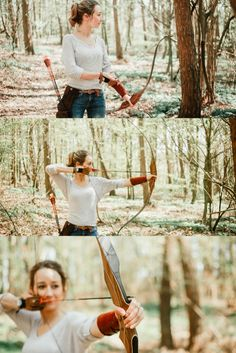 Lisa, from BEARPAWP PRODUCTS, shooting our Penthalon Creed #archerypractice #bearpawproducts #archery #traditionalarchery #tradbow #recurvebow #huntress #archerygirl Archery Girl, Recurve Bows, Traditional Archery, Lisa, One Piece, Couple Photos, Shopping, Products, Couple Shots