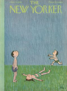 1959 New Yorker cover.