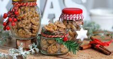 Jó hír, ez a különlegesség nem csak dekoratív ajándéknak való, nagyon is ehető, sőt függést okozóan finom! Sweet Tooth, Christmas Gifts, Table Decorations, Recipes, Food, Xmas Gifts, Christmas Presents, Essen, Eten