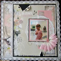 Coup de coeur 2013  - Création de _Mimi_ Scrapbooking, Coups, 2013, Frame, Art, Home Decor, Homemade Home Decor, Scrapbooks, A Frame