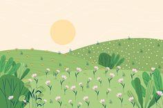 Download Spring Landscape for free