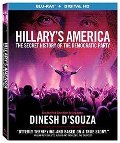 Hillary's America [Blu-ray  Digital HD]