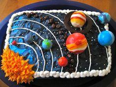 #ciencia #funny #divertida #planetas #ideas #pasteles