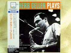 CD/Japan- HERB GELLER Plays w/OBI RARE MINI-LP OOP 24bit remaster PHCE-3069 #BebopCool
