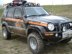 Rescue Jeep Jeep Liberty Renegade, Cherokee Sport, Bug Out Vehicle, Ford, Jeepers Creepers, Cargo Van, Jeep Cars, Jeep Stuff, Jeep Life
