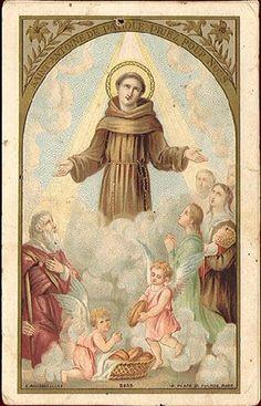 Saint Antoine de Padue
