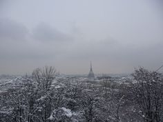 #Inverno #Torino #neve