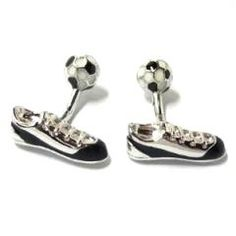 #football boot found in #cufflinks design...wonderfulll