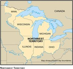 The Northwest Ordinance stated that the admission of new states to