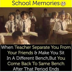 This happens daily with my guy frnds oh who am i kidding everybody🤣🤣 Funny School Jokes, Crazy Funny Memes, School Humor, Funny Facts, Fun Funny, Super Funny, Hilarious, Funny Qoutes, Bff Quotes