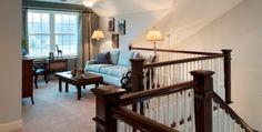 The Carolina's Loft space