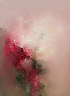 Taraneh Ebrahimi (Iranian, b. 1982, Tehran, Iran) - Untitled 24  Paintings: Oil