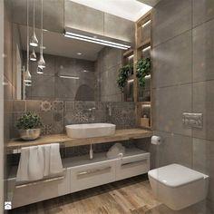 Als Ergebnis der Essenz des Bad… 37 Awesome Small Master Bathroom Makeover Ideas. As a result of the essence of the bathroom … –… Classic Bathroom, Modern Bathroom Design, Bathroom Interior Design, Bath Design, Bathroom Designs, Bad Inspiration, Bathroom Inspiration, Bathroom Spa, Master Bathroom