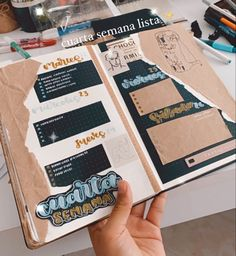 @Karlasnotes Bullet Journal Vintage, Daily Bullet Journal, Bullet Journal Notebook, Bullet Journal Aesthetic, Bullet Journal School, Bullet Journal Ideas Pages, Bullet Journal Inspiration, Art Journal Pages, School Organization Notes