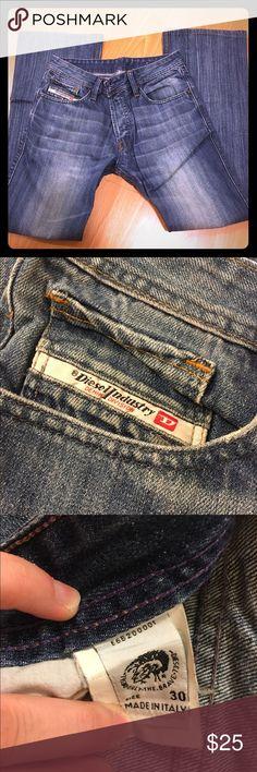 MENS Diesel boot cut jeans Beautifully kept MENS diesel bootcut jeans. Medium wash. Diesel Jeans Bootcut