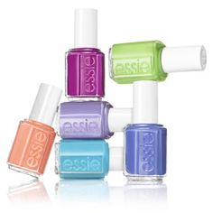 We Want to Buy Every Color From Essie's Shopping-Inspired Summer Collection  #InStyle