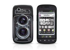 Camera Rolleiflex Case designed for Nexus S #Camera #Rolleiflex #googlecase #nexusscase #ultraskin #UltraCase