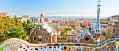 Plan a trip to Barcelona, Spain! Book Barcelona hotels with Air Canada Vacations ✔Tour Barcelona attractions like Sagrada Familia ✔Save on vacation packages to Spain. Best Countries To Visit, Cool Countries, Destination Voyage, European Destination, European Travel, Facts About Spain, The Tourist, Barcelona Tours, Vacation