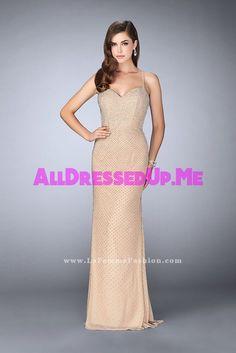La Femme - 24062 - All Dressed Up, Prom Dress