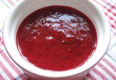 Клюквенный соус для салата