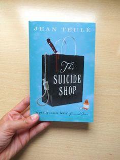 The Suicide Shop by Jean Teule