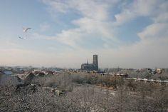 Winter over Oss