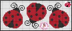 Cross Stitch For Kids, Cute Cross Stitch, Cross Stitch Cards, Cross Stitch Borders, Cross Stitch Alphabet, Cross Stitch Animals, Cross Stitching, Cross Designs, Cross Stitch Designs