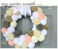 Raising Up Rubies- Blog: a winter wreath. winter break. and a little insta ♥