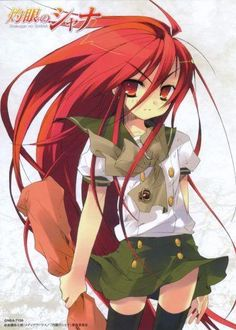 Shakugan no Shana - Image Thread (wallpapers, fan art, gifs, etc.) - Page 37 - AnimeSuki Forum