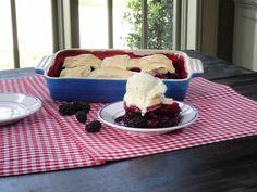 11 best trishas southern kitchen images on pinterest garth brooks blackberry cobbler recipe from trisha yearwood forumfinder Gallery