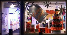 #Speedo #Christmas #Windows #VM #Retail #Display #Xmas #VisualMerchandising #ElementalDesign